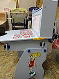 Парта и стул Baby  W037,растишка-трансформер. киев, фото 10