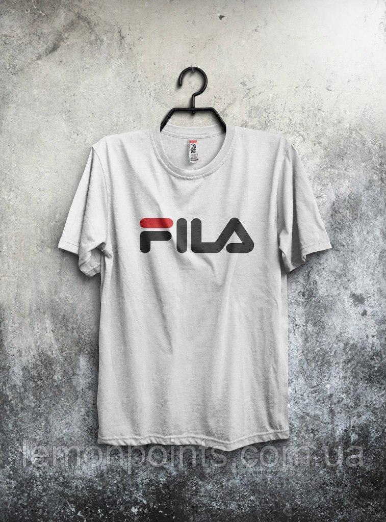 Футболка Fila I131, Реплика