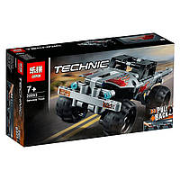 "Конструктор Lepin 20093 ""Машина для побега"" (реплика Lego Technic 42090), 144 дет, фото 1"