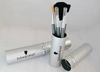 Набор кисточек для макияжа Schwarzkopf 5 шт