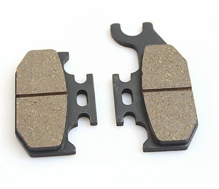 Тормозные колодки задние/передние для квадроцикла CAN-AM Outlander XT 800 2007-2016