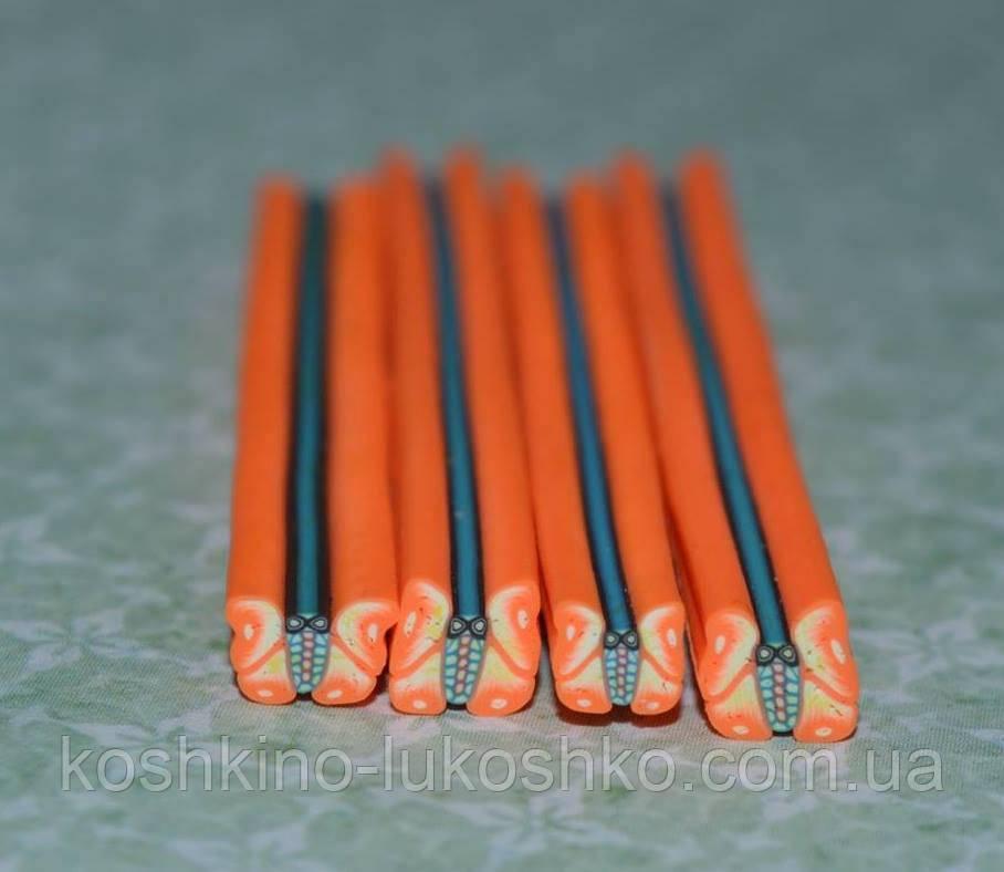 Фимо палочки (штанги).4-5 мм