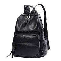 Городской женский рюкзак из натуральной кожи опт
