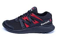 Мужские летние кроссовки сетка Reebok Classic Red (реплика), фото 1