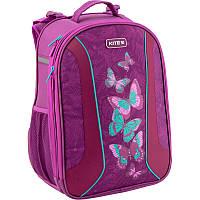Рюкзак школьный каркасный Kite Education Butterflies K19-703M-1