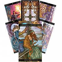 Карты Таро Царство Фэнтези Universal Fantasy Tarot Оригинал от Lo Scarabeo