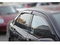Ветровики на авто Mitsubishi Lancer 2003-2006
