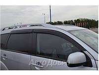 Ветровики на авто Mitsubishi Outlander II 2007-2012