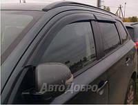 Ветровики на авто Mitsubishi Outlander III 2012-