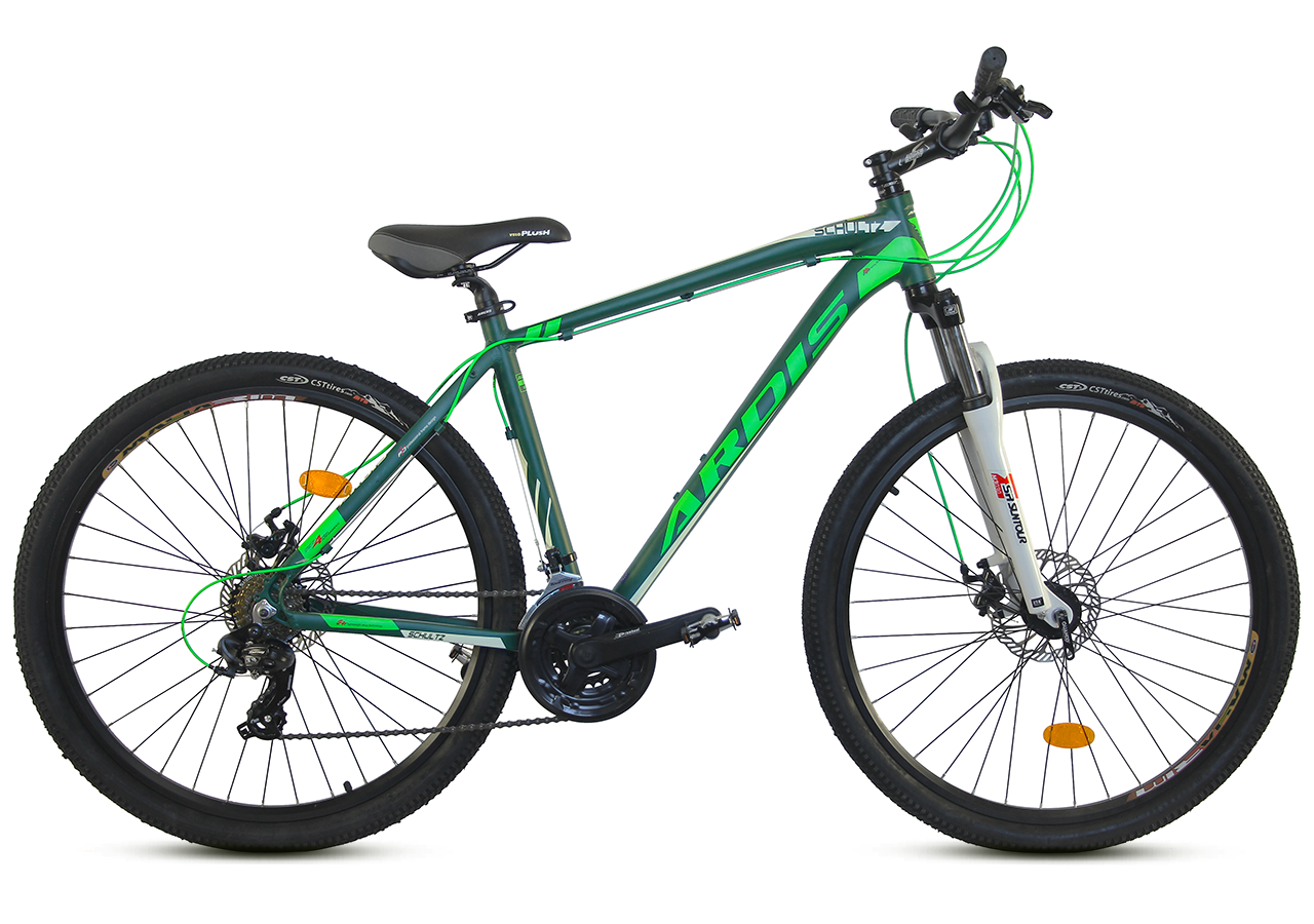 """Горный велосипед ARDIS  SCHULTZ MTB 26"""" 19""""  Зеленый"""