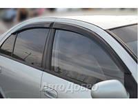 Ветровики на авто Nissan Almera classic (N17) 2006-