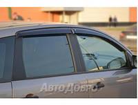 Ветровики на авто Nissan Note (E11,E12) 2005-