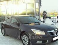 Ветровики на авто Opel Insignia Sd 2008-