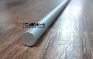 Пруток алюминиевый | Кругляк - диаметр 10мм Анод