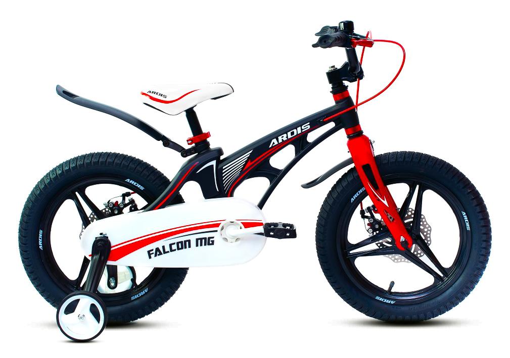 """Детский велосипед ARDIS FALCON MG 16"""" Черный"""
