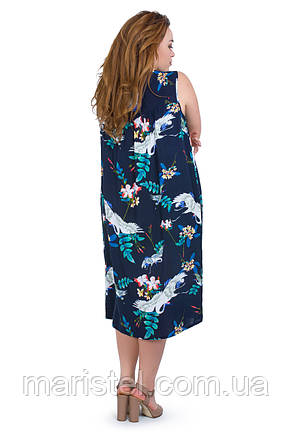 Женское летнее платье 032-17, фото 2