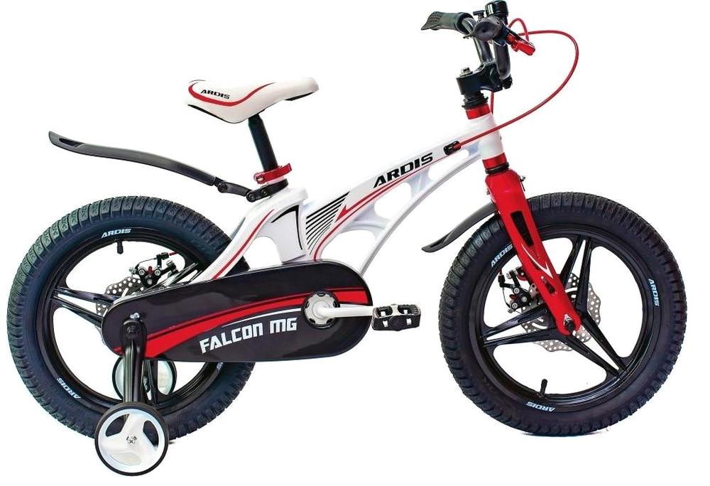 """Детский велосипед ARDIS FALCON MG 16"""" Белый"""