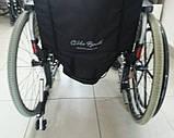 Легкая Алюминиевая Инвалидная Коляска, фото 5