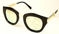 Солнцезащитные очки с 3D рисунком (9901 Т-2), фото 1