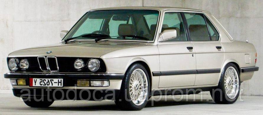 Защита поддона картера двигателя BMW E28 1982-