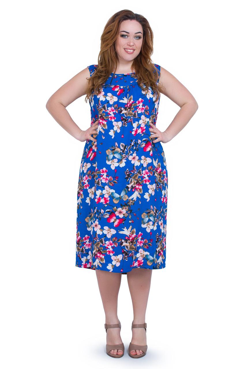 Женское летнее платье 032-20
