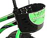 """Детский велосипед HAMMER S500 20"""" Черный/Зеленый, фото 10"""