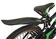"""Детский велосипед HAMMER S500 20"""" Черный/Зеленый, фото 9"""