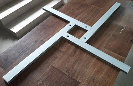 Рамка для фрезерования | Шаблон для фрезера  L-1500, фото 2