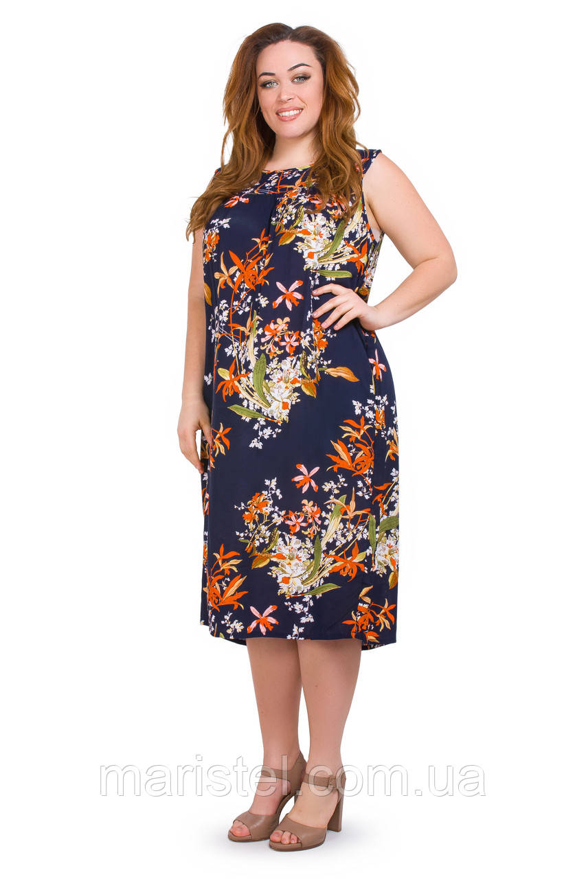 Женское летнее платье 032-31