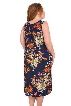 Женское летнее платье 032-31, фото 2