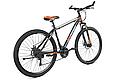 """Горный велосипед TopRider 611 29""""  Черный/Оранжевый, фото 2"""