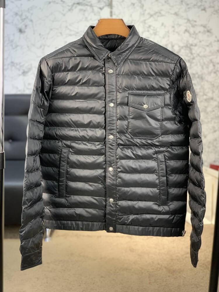 b02fbef44 Moncler Caph Jacket Black - Bigl.ua