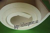Силиконовая резина белого цвета