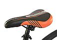 """Горный велосипед TopRider 611 29""""  Черный/Оранжевый, фото 9"""