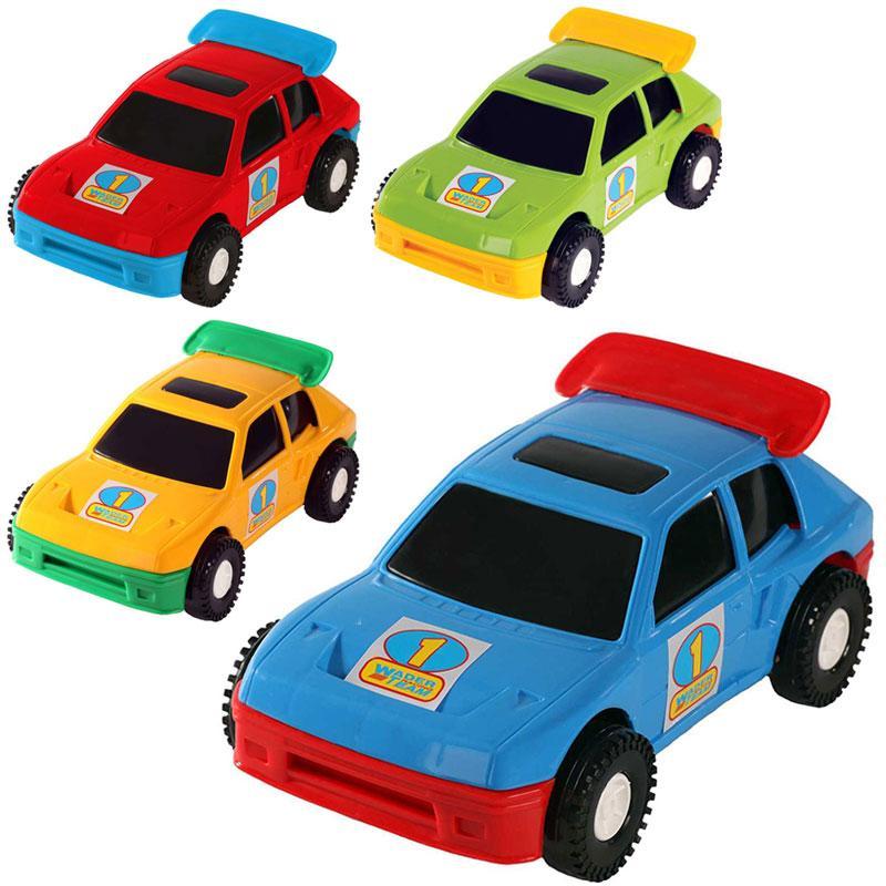 Машинка Авто-крос Wader (39013), 10х12х22 см