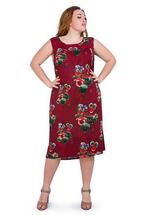Женское летнее платье 032-34, фото 2