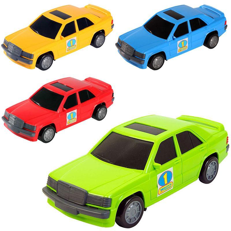 Машинка Авто-мерс Wader (39004), 27х11,5х8,5 см