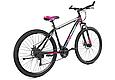 """Горный велосипед TopRider 611 29""""  Черный / Фиолетовый, фото 2"""