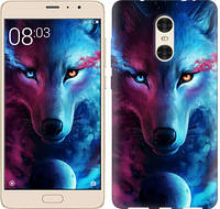 Чехол EndorPhone на Xiaomi Redmi Pro Арт-волк 3999c-342-19016 (hub_lqJN10997)