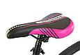 """Горный велосипед TopRider 611 29""""  Черный / Фиолетовый, фото 10"""