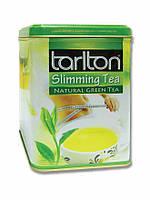 Чай Тарлтон Слим оолонг зеленый 250 г жб Улун Tarltin Slimming green tea слім