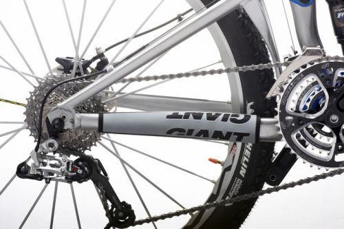 Защита пера Giant MTB S серый/черный для горных велосипедов (GT)