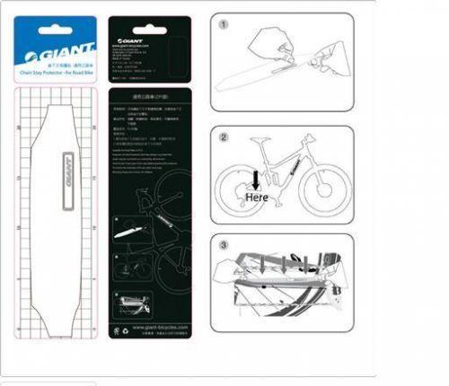 Защита пераGiant Silicone Roadдля шоссейных велосипедов (GT)