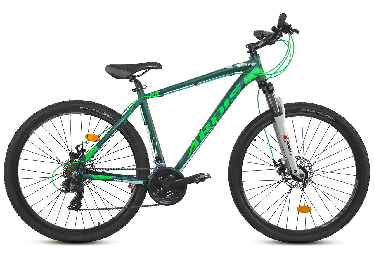 """Горный велосипед ARDIS SCHULTZ  27,5""""  19"""" Зеленый"""