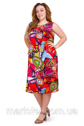 Женское летнее платье 032-38, фото 2