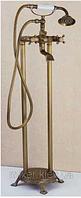 Смеситель напольный в цвете бронзы 8-020, фото 1