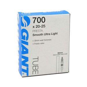 Камера Giant Ultra Light 700x20-25 Спорт 60мм (GT)