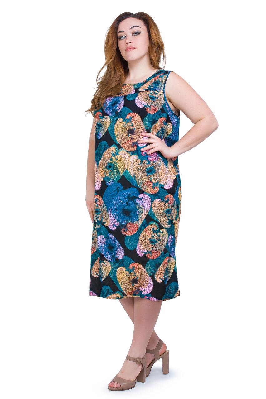 Женское летнее платье 032-40