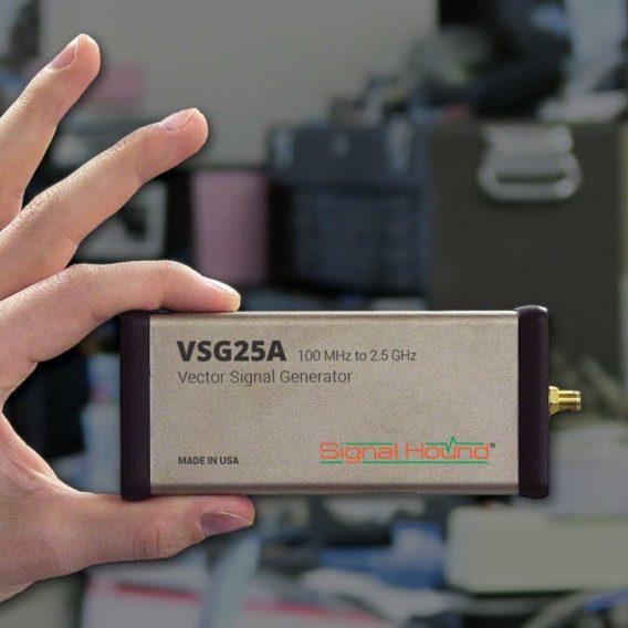 Векторный генератор сигналов Signal Hound VSG25A