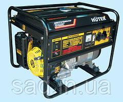 Генератор бензиновый Huter DY5000L (4.0 кВт)